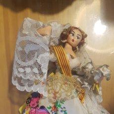 Muñeca española clasica: MUÑECA FALLERA. Lote 155912932