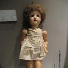 Muñeca española clasica: MUÑECA DE COMPOSICION ANDADORA GRAN TAMAÑO,BARATA VER DESCRIPCION. Lote 156910526