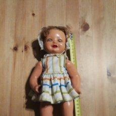 Muñeca española clasica: MUÑECA ANTIGUA ESPAÑOLA. Lote 158463178