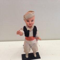 Muñeca española clasica: ANTIGUA MUÑECA REGIONAL AÑOS 60. Lote 159145654