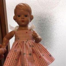 Muñeca española clasica: MUÑECA DE CELULOIDE AGUSTÍN PARRA. Lote 159663158