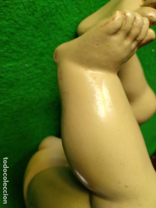 Muñeca española clasica: MUÑECO ARTURITO CARTON PIEDRA AÑOS 40 - Foto 34 - 160461218
