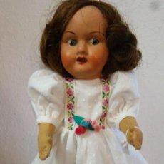 Muñeca española clasica: MUÑECA FSF. Lote 160520838