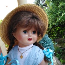 Muñeca española clasica: MUÑECA MARI CRIS DE FLORIDO TODA DE ORIGEN PRECIOSA!!!!! ESTA PERFECTA DE MI PROPIA COLECCION.. Lote 127748711