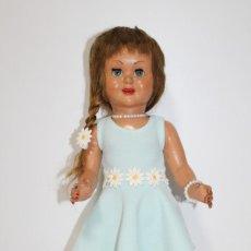 Muñeca española clasica: ANTIGUA MUÑECA PSE MARIA ELENA PLASTICOS MARIA ELENA AÑOS 50. Lote 161087046