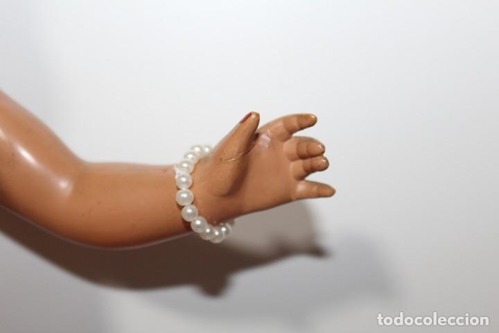 Muñeca española clasica: ANTIGUA MUÑECA PSE MARIA ELENA PLASTICOS MARIA ELENA AÑOS 50 - Foto 11 - 161087046