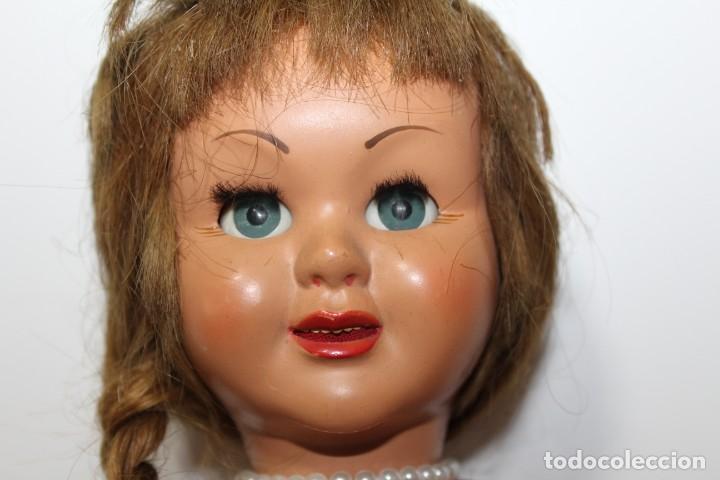 Muñeca española clasica: ANTIGUA MUÑECA PSE MARIA ELENA PLASTICOS MARIA ELENA AÑOS 50 - Foto 21 - 161087046