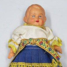 Muñeca española clasica: ANTIGUA MUÑECA. CELULOIDE. Lote 161884726