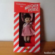 Muñeca española clasica: MARIQUITA PEREZ MUÑECA EN SU CAJA ORIGINAL. Lote 162036414