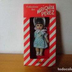 Muñeca española clasica: MARIQUITA PEREZ MUÑECA EN SU CAJA ORIGINAL. Lote 162036590