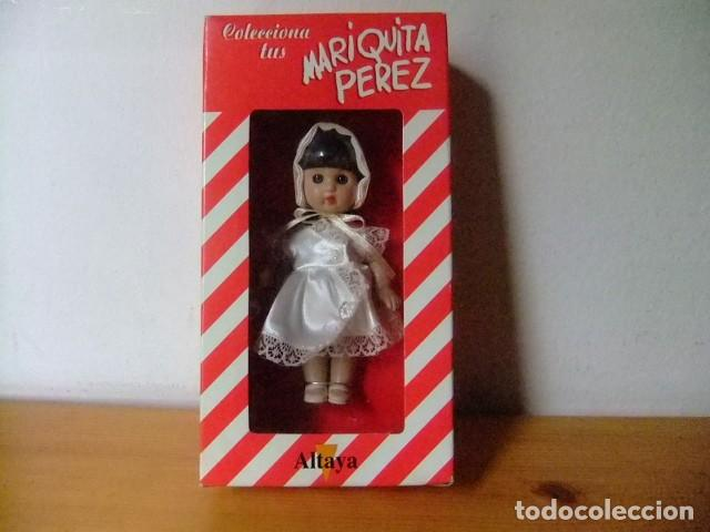 MARIQUITA PEREZ MUÑECA EN SU CAJA ORIGINAL (Juguetes - Reproducciones Vestidos y Accesorios Muñeca Española Clásica)