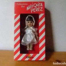 Muñeca española clasica: MARIQUITA PEREZ MUÑECA EN SU CAJA ORIGINAL. Lote 162036650