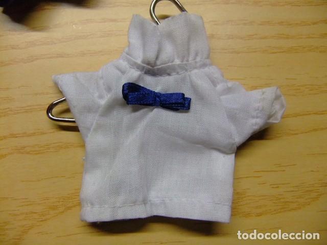MARIQUITA PEREZ CAMISA CON LAZO (Juguetes - Reproducciones Vestidos y Accesorios Muñeca Española Clásica)