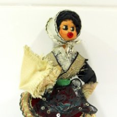 Muñeca española clasica: MUÑECA TRAJE TIPICO. LAYNA.. Lote 162406586