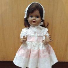 Muñeca española clasica: MUÑECA MARICRIS CASA FLORIDO MISMO FABRICANTE QUE MARIQUITA PEREZ. Lote 162901829
