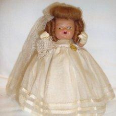 Muñeca española clasica: COMULGANTE: MUÑECA DE BARRO COCIDO. Lote 162927366