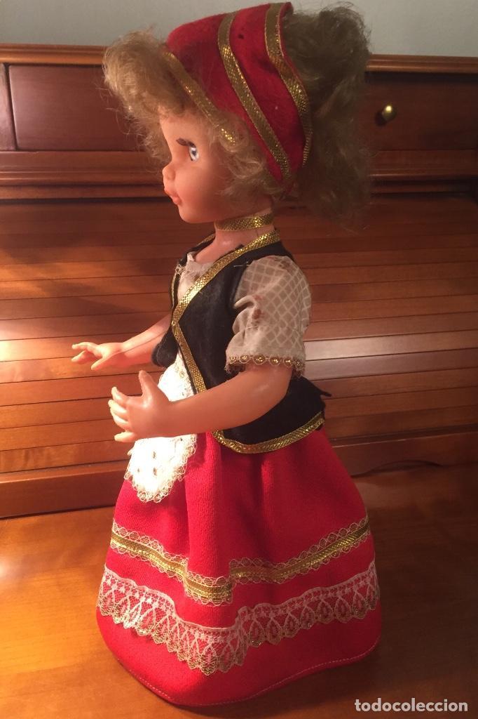 Muñeca española clasica: Antigua muñeca de las que servian para caramelos - Foto 4 - 162969622