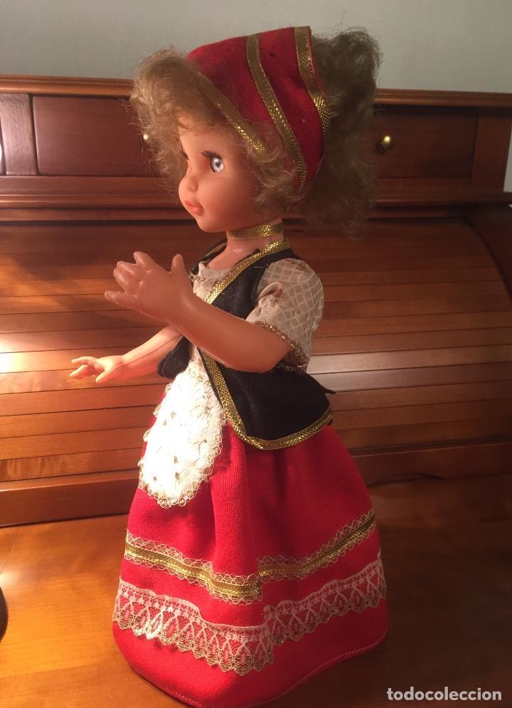 Muñeca española clasica: Antigua muñeca de las que servian para caramelos - Foto 5 - 162969622