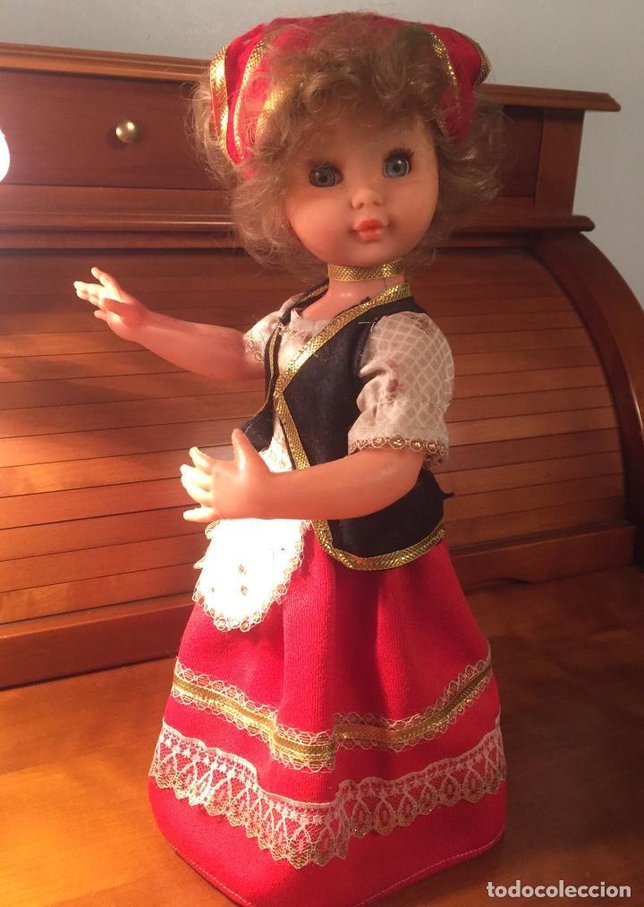 Muñeca española clasica: Antigua muñeca de las que servian para caramelos - Foto 6 - 162969622