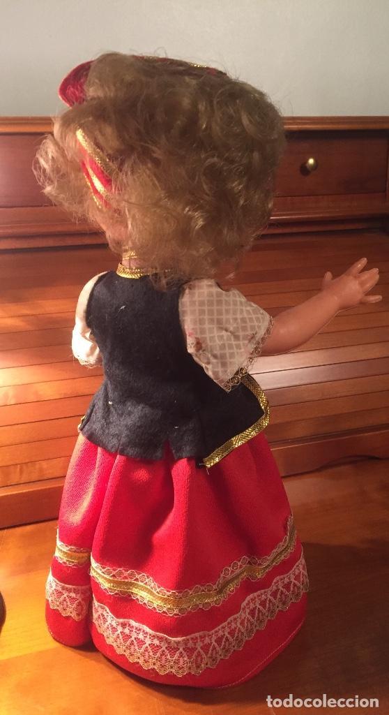 Muñeca española clasica: Antigua muñeca de las que servian para caramelos - Foto 7 - 162969622