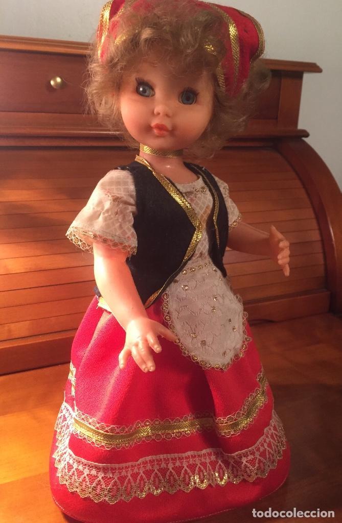 Muñeca española clasica: Antigua muñeca de las que servian para caramelos - Foto 8 - 162969622