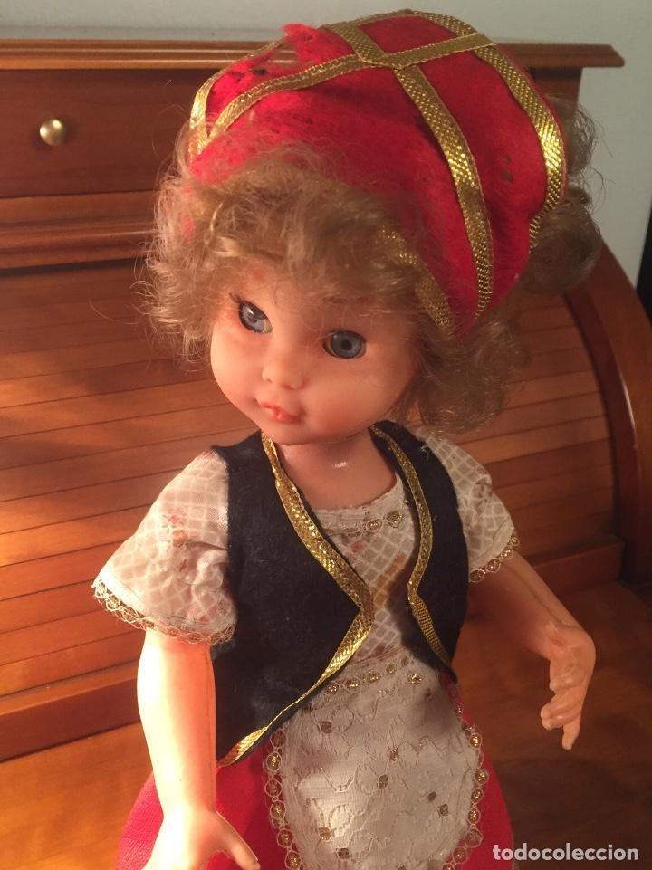Muñeca española clasica: Antigua muñeca de las que servian para caramelos - Foto 9 - 162969622