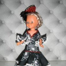 Muñeca española clasica: VESTIDO DE FLAMENCA PARA NANCY. Lote 163560098