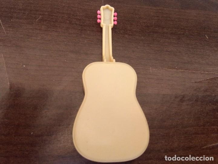 Muñeca española clasica: Guitarra para muñeca tipo Nancy , 12 cm - Foto 2 - 163582302