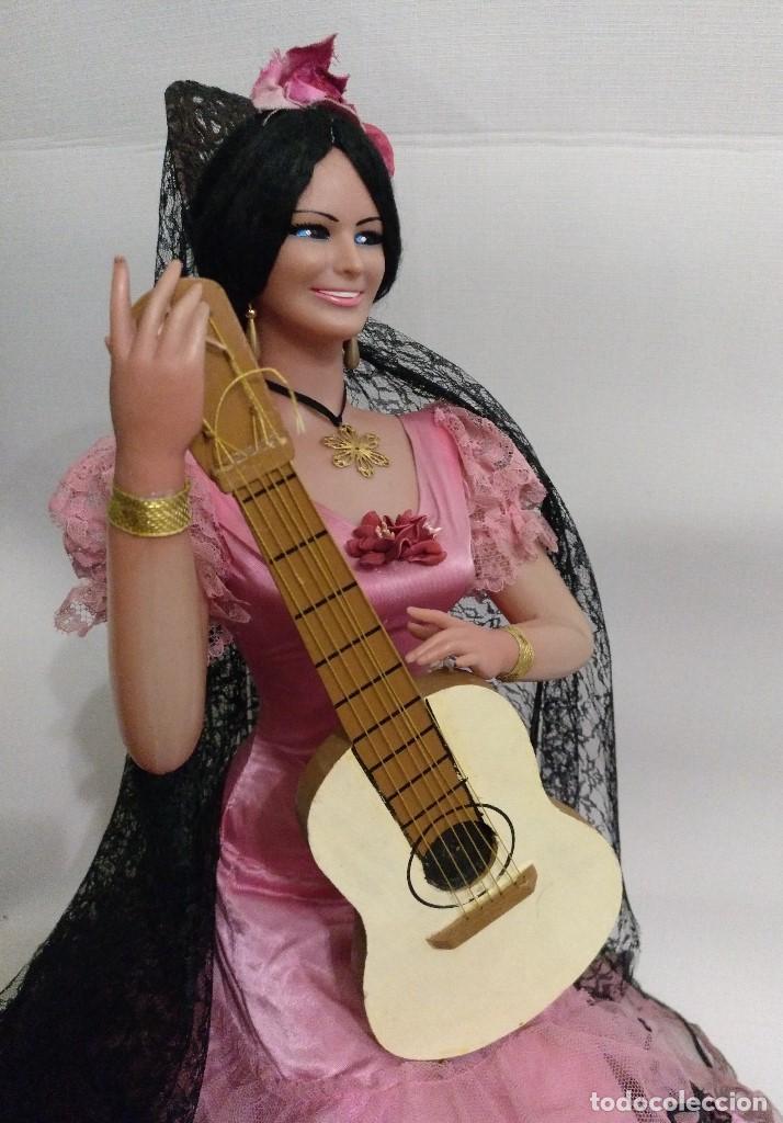 Muñeca española clasica: Muñeca de Marin de 68 cm (tamaño gigante) - Foto 7 - 164860962
