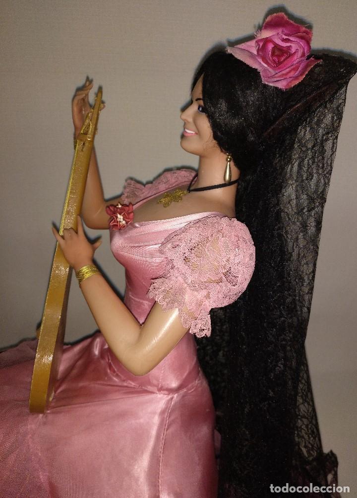 Muñeca española clasica: Muñeca de Marin de 68 cm (tamaño gigante) - Foto 12 - 164860962