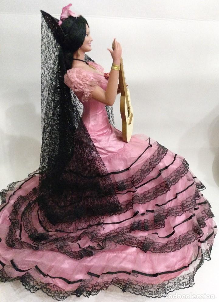 Muñeca española clasica: Muñeca de Marin de 68 cm (tamaño gigante) - Foto 14 - 164860962