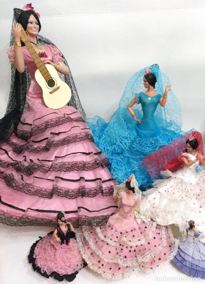 Muñeca española clasica: Muñeca de Marin de 68 cm (tamaño gigante) - Foto 17 - 164860962