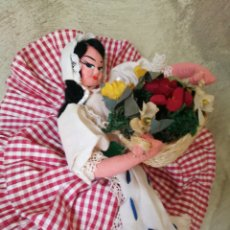 Muñeca española clasica: ANTIGUA MUÑECA LAYNA. Lote 164906544