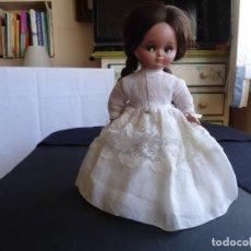 Muñeca española clasica: MUÑECA LINDA PIRULA. Lote 165208314