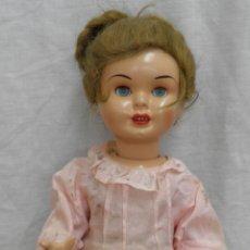 Muñeca española clasica: MUÑECA LILÍ DE CARMEN CERVERA,PRIMER MODELO,AÑOS 50. Lote 165319362