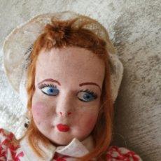 Muñeca española clasica: ANTIGUA MUÑECA FLORIDO PAGES. Lote 166732026