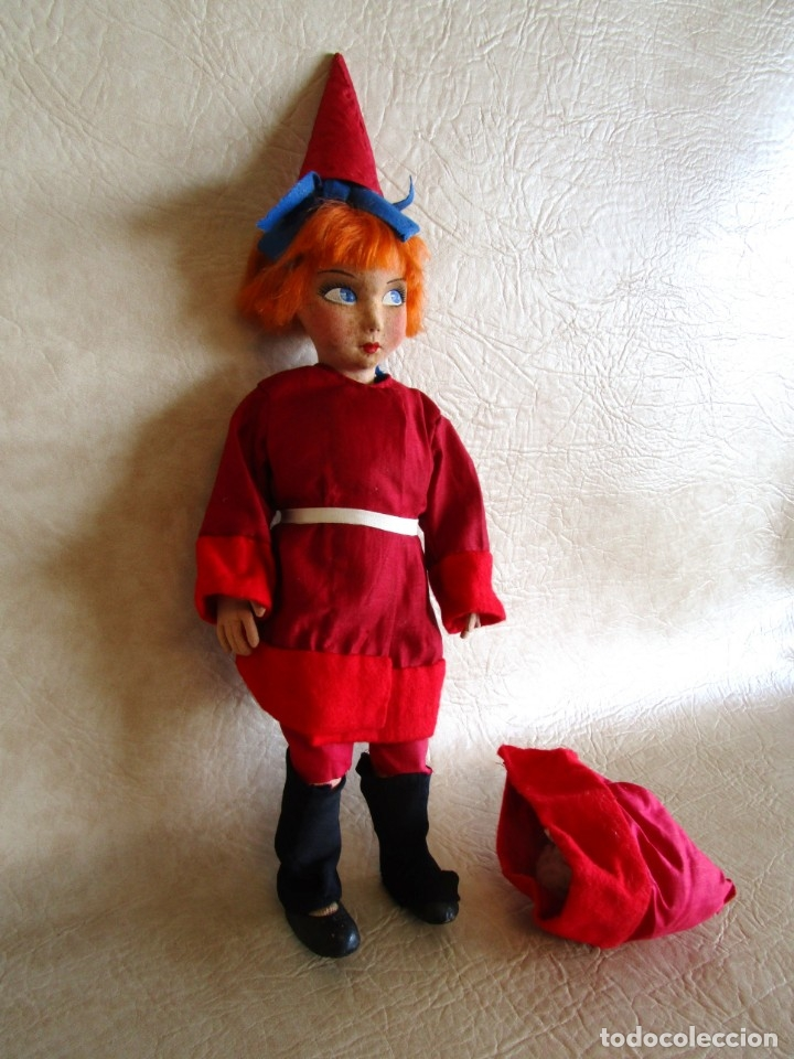 Muñeca española clasica: antigua muñeca nelia chocolates nelia años 20 - Foto 2 - 29334607