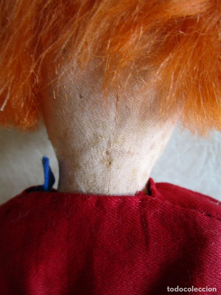 Muñeca española clasica: antigua muñeca nelia chocolates nelia años 20 - Foto 11 - 29334607