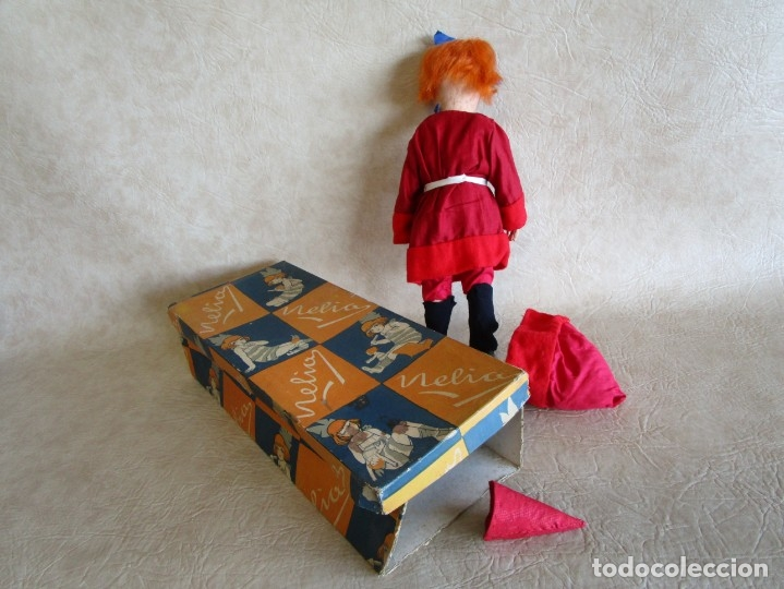 Muñeca española clasica: antigua muñeca nelia chocolates nelia años 20 - Foto 17 - 29334607