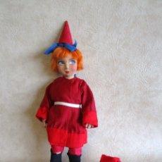 Muñeca española clasica: ANTIGUA MUÑECA NELIA CHOCOLATES NELIA AÑOS 20. Lote 29334607