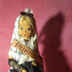 Muñeca española clasica: MUÑECA TIPICA CATALANA. Lote 167799753