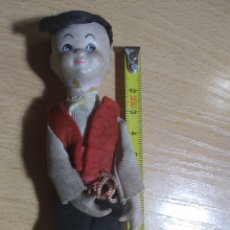 Muñeca española clasica: MUÑECO TIPICO CATALAN. Lote 167800386