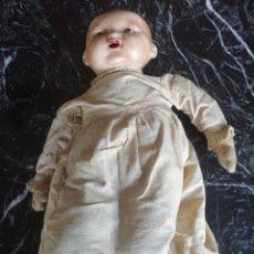 Muñeca española clasica: MUÑECO AÑOS 30-40. Lote 167909908