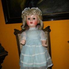 Muñeca española clasica: ANTIGUA MUÑECA CAMINADORA.. Lote 169810320