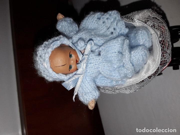 Muñeca española clasica: Bebé terracota - Foto 4 - 170233460
