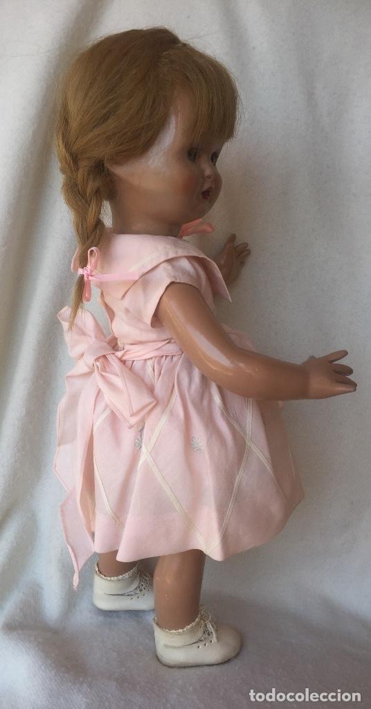 Muñeca española clasica: Maravillosa Muñeca Mari Cris MariCris de Florido toda original vestido marcado - Foto 7 - 170278236