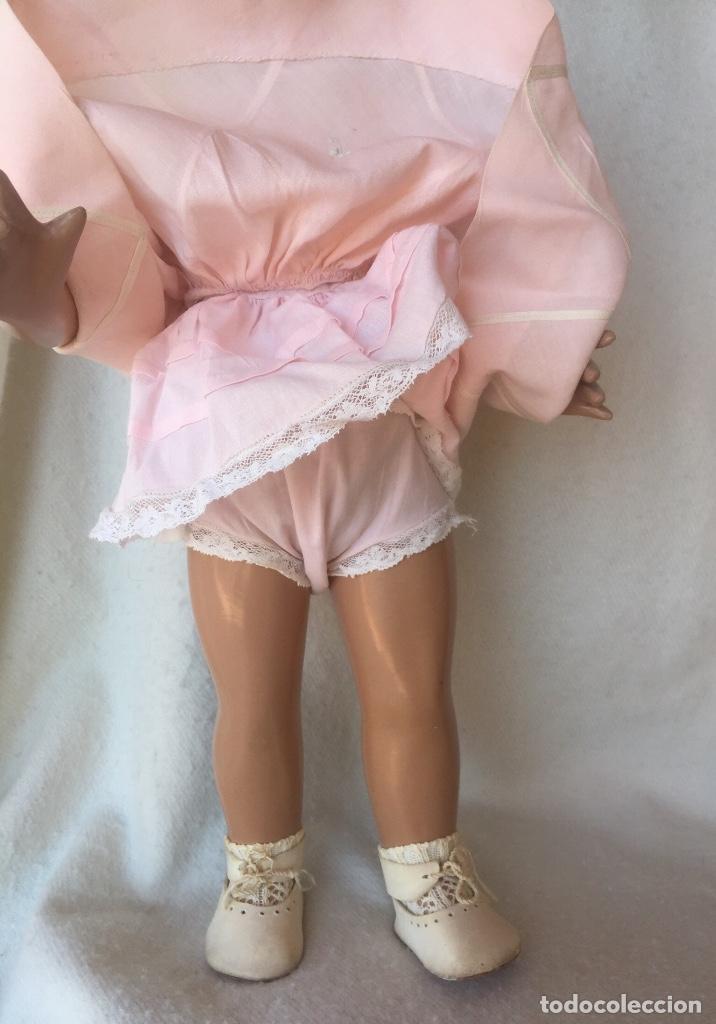 Muñeca española clasica: Maravillosa Muñeca Mari Cris MariCris de Florido toda original vestido marcado - Foto 10 - 170278236