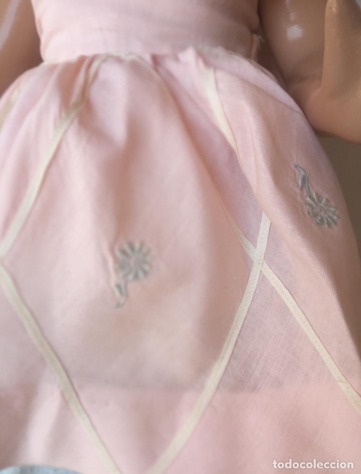 Muñeca española clasica: Maravillosa Muñeca Mari Cris MariCris de Florido toda original vestido marcado - Foto 13 - 170278236