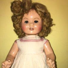Muñeca española clasica: MUÑECA CARTÓN PIEDRA. ANDADORA. MARICELA? ÉPOCA CAYETANA, MARIQUITA PÉREZ.. Lote 171058043