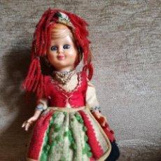 Muñeca española clasica: MUÑECA REGIONAL. Lote 171193768